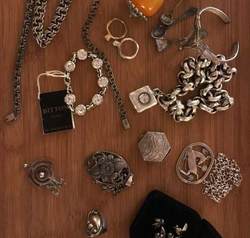 Arve smykkerne